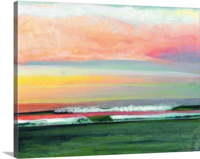 Sunrise at the Ocean San Diego