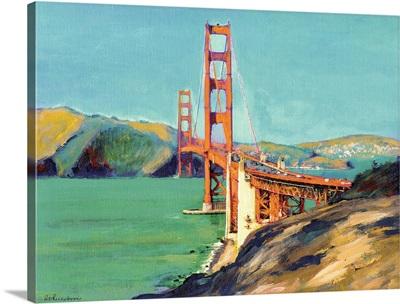 West of The Golden Gate Bridge