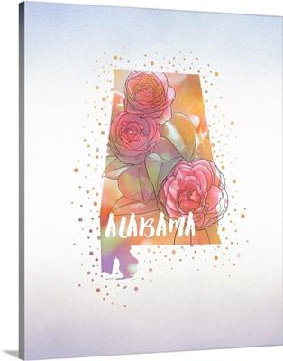 Alabama State Flower (Camellia)