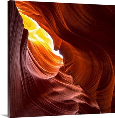 Antelope Canyon Colors