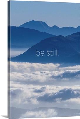 Be Still - Zen