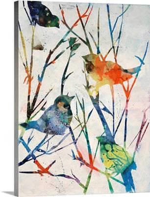 Birdsong Shadows II