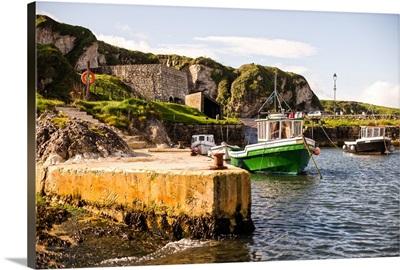 Boats on the Coast, Dublin, Ireland
