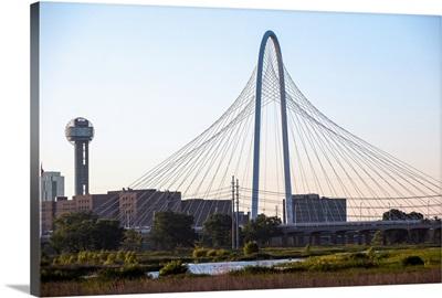 Bridge in Dallas Texas