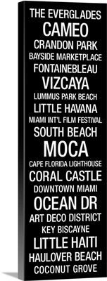 Bus Roll: Miami, Florida