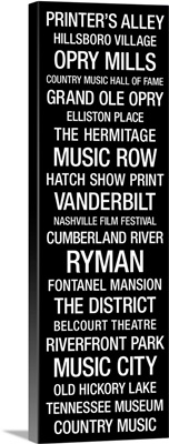 Bus Roll: Nashville, Tennessee