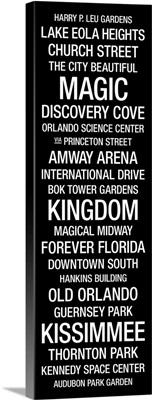 Bus Roll: Orlando, Florida