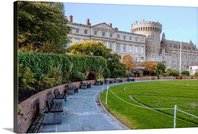Castle of Dublin, Ireland