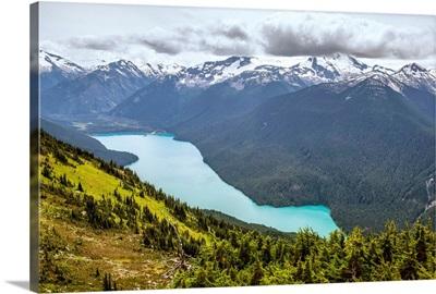 Cheakamus Lake, British Columbia, Canada