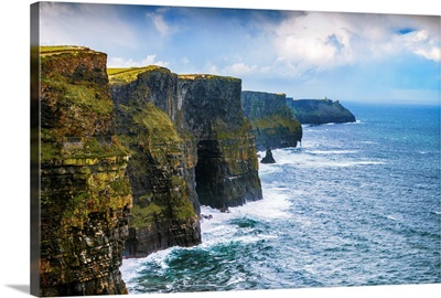 Cliffs of Moher Landscape, Ireland