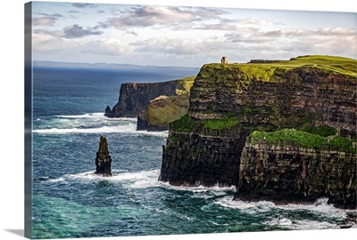 Cliffs of Moher, O'Brien's Tower, Ireland