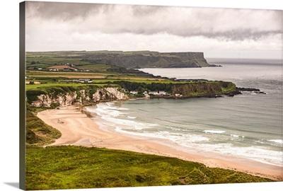 Coastal Landscape, County Antrim, Ireland, UK