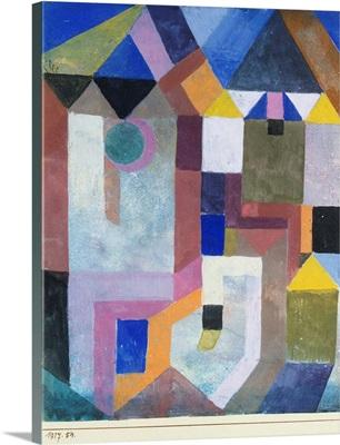 Colorful Architecture - Original Edge