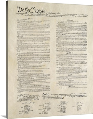 Constitution Document - Pages 1-4