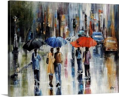 Downtown Downpour
