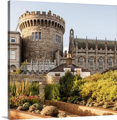 Dublin Castle, Dublin, Ireland - Square