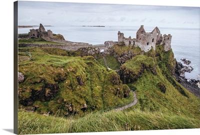 Dunluce Castle, County Antrim, Ireland II