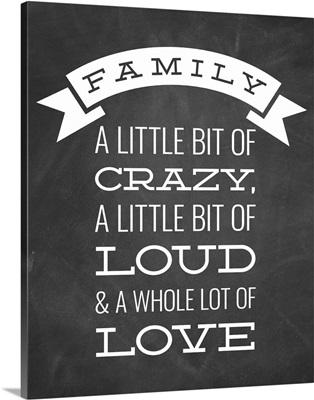 Family Quotes - Family Description