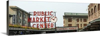 Farmers Market, Downtown Seattle, WA