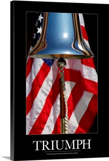 Freedom Poster: It is the one who endures that final victory comes