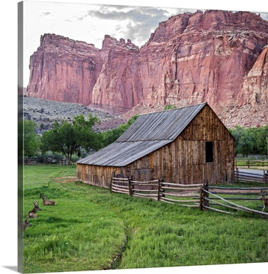 Gifford Homestead at Capitol Reef National Park