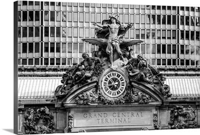 Grand Central Terminal Facade, New York City