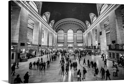 Grand Central Terminal Interior, New York City