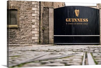 Guinness Storehouse Gate, Dublin, Ireland