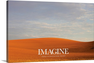 Inspirational Poster: What we can see