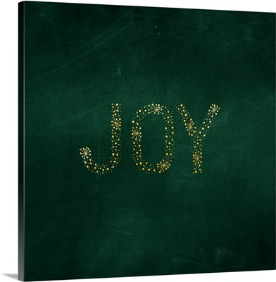 Joy Starburst - Green