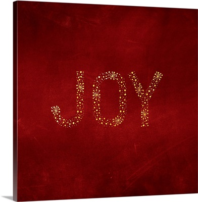 Joy Starburst - Red