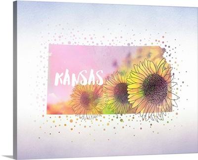 Kansas State Flower (Native Sunflower)