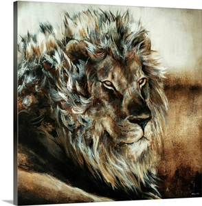 Lion Wall Art Canvas Prints Lion Panoramic Photos Posters Photography Wall Art Framed Prints Amp More Great Big Canvas