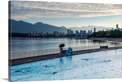 Kitsilano Pool, Vancouver, British Columbia, Canada