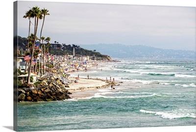 La Jolla Coast, San Diego, California