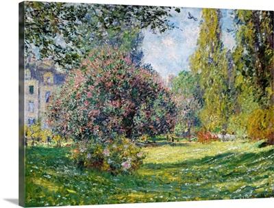Landscape: The Parc Monceau
