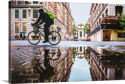 London Biker, England, UK