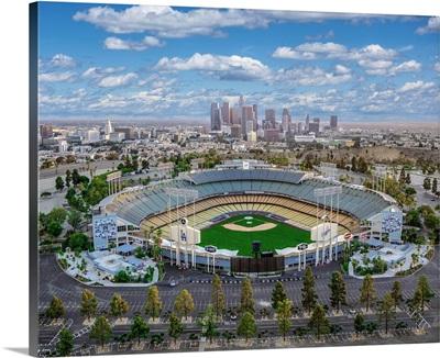 Los Angeles Dodger Stadium