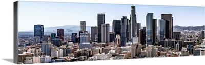 Los Angeles Skyline - Panoramic
