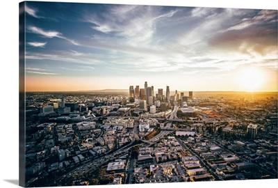 Los Angeles Sunset I