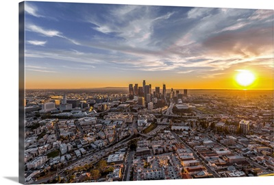 Los Angeles Sunset II