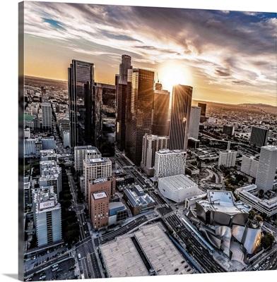 Los Angeles Sunset III