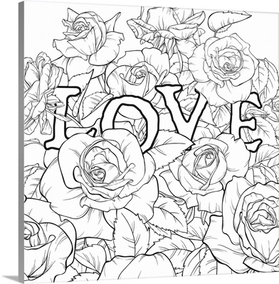 Love and Roses I