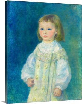 Lucie Berard (Child in White)