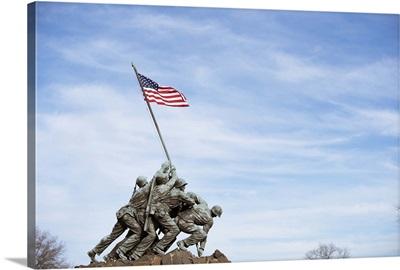 Marine Corps War Memorial, Washington, DC