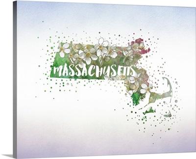 Massachusetts State Flower (Mayflower)