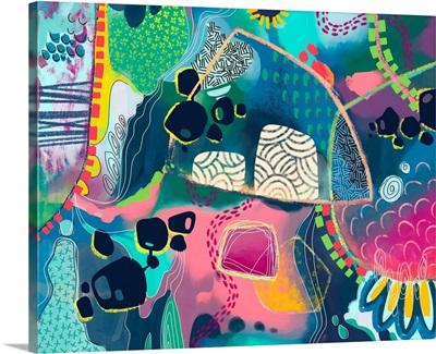Maximalist - Color Bubbles II