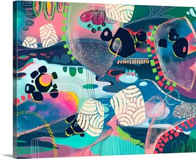 Maximalist - Color Bubbles III