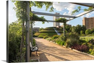 McGovern Centennial Gardens, Hermann Park, Houston TX