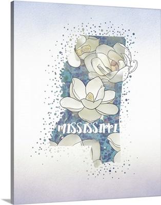 Mississippi State Flower (Magnolia)